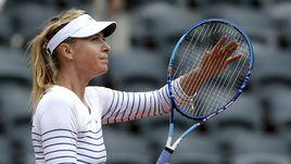 Шарапова обыграла Дьяченко во втором круге Roland Garros
