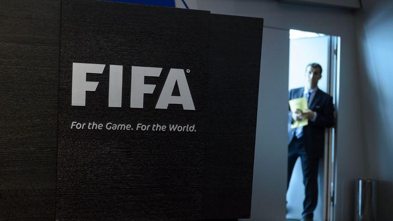 Арестованные чиновники ФИФА готовы вернуть 150 миллионов долларов Фото AFP