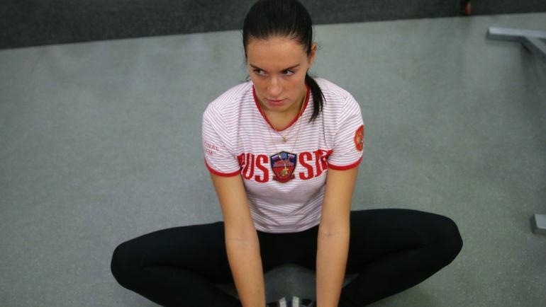 Мария КОММИСАРОВА. Фото ТАСС