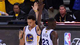 Первый матч финала НБА остался за