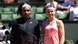 Женский финал Roland Garros: 20-й титул Уильямс