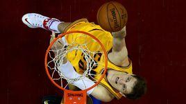 Мозгов провел самый результативный матч в НБА, но проиграл