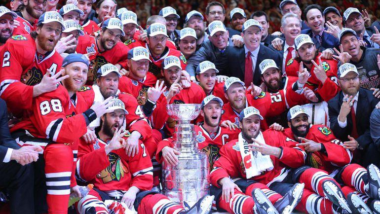 «Чикаго» победил «Тампу» в шестом матче и завоевал Кубок Стэнли (Видео)