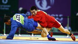 Аткунов - чемпион Европейских игр в Баку