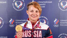 Анна Харитонова. Внештатный психолог сборной по самбо