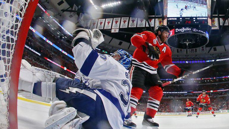 В НХЛ потолок зарплат увеличили до 71,4 миллиона долларов Фото AFP