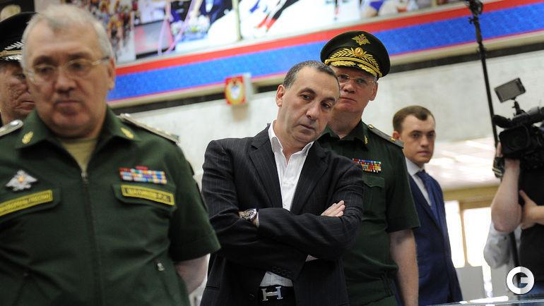 цска руководство москва - фото 10