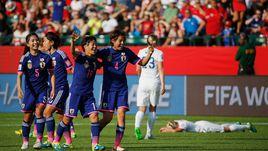 Япония – в финале женского ЧМ