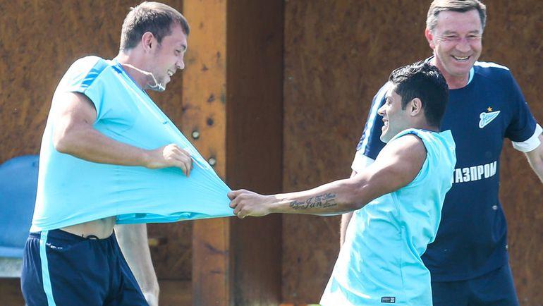 Геннадий ОРЛОВ: Дзюба уже вытесняет Рондона - реализовал себя в первых турах, похудел, постройнел и заиграл в компании людей с высоким футбольным интеллектом