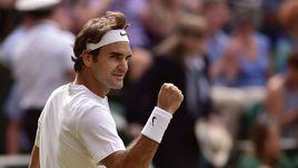 Федерер - в финале Уимблдона