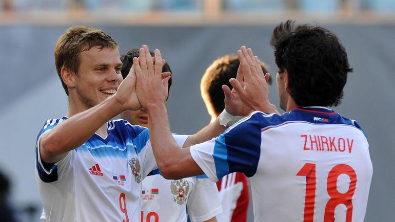 Сборная России будет включена в одну из групп отборочного турнира ЧМ-2018