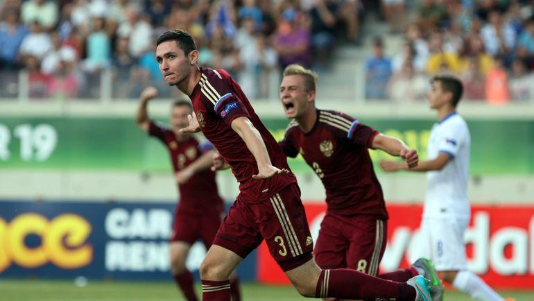 Юношеская сборная России разгромила Грецию и вышла в финал Euro (Видео)