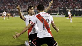 Финал Кубка Либертадорес: Жиньяк против Савиолы и Кавенаги
