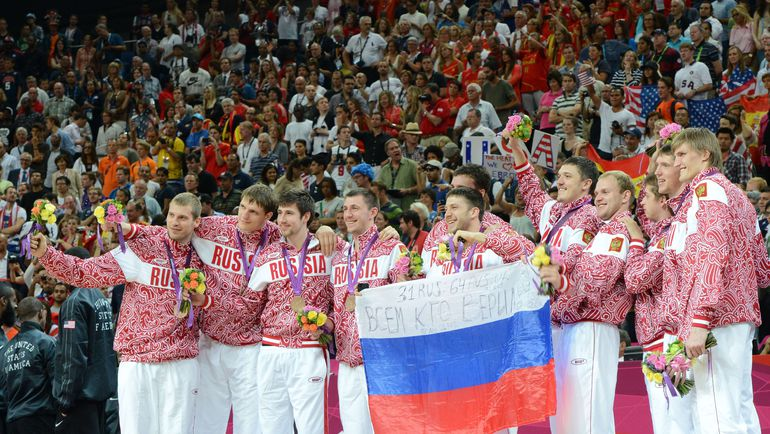 ФИБА отстранила все сборные России от международных соревнований. Фото AFP