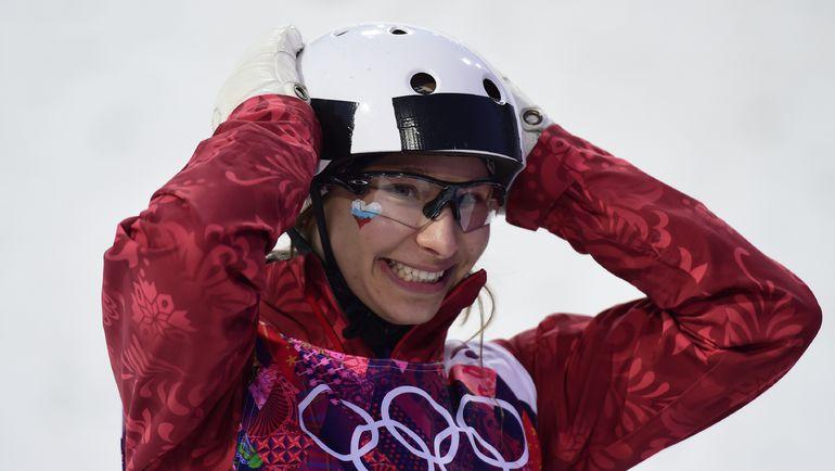 Вероника КОРСУНОВА. Фото AFP