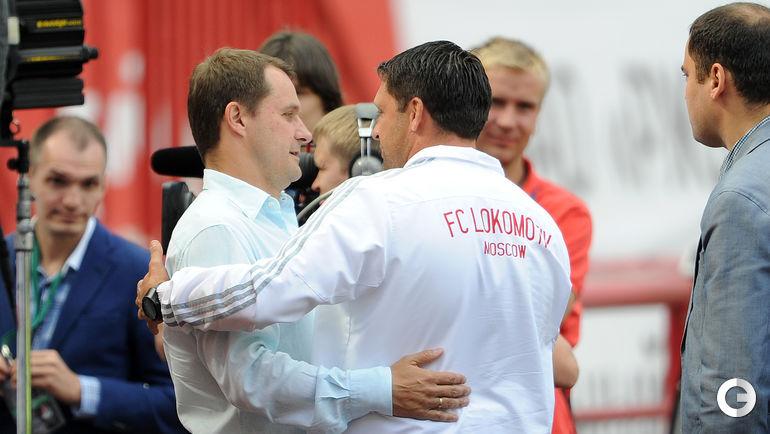 """""""Локомотив"""" поделил очки с московским """"Динамо"""""""