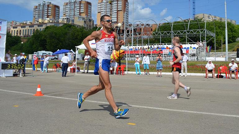 Отстраненный от соревнований ходок Яргунькин заявил, что в его допинг-пробе нашли ЭПО