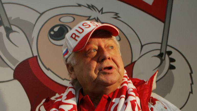 2006 год. Олег ТАБАКОВ.