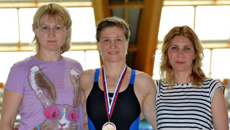 Юлия БОЕВА - в центре. Фото Юлия БОЕВА