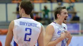 Сборная России, несмотря на то, что одержала в Мировой лиге-2015 только одну победу, сохранила место в элитной группе.