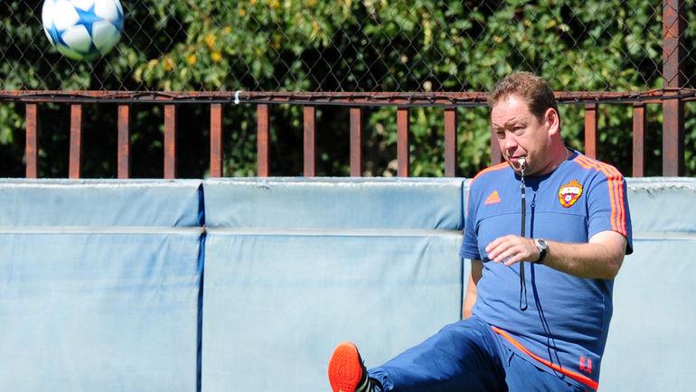 Леонид Слуцкий, скорее всего, назовет состав сборной России на игру со Швецией в пятницу
