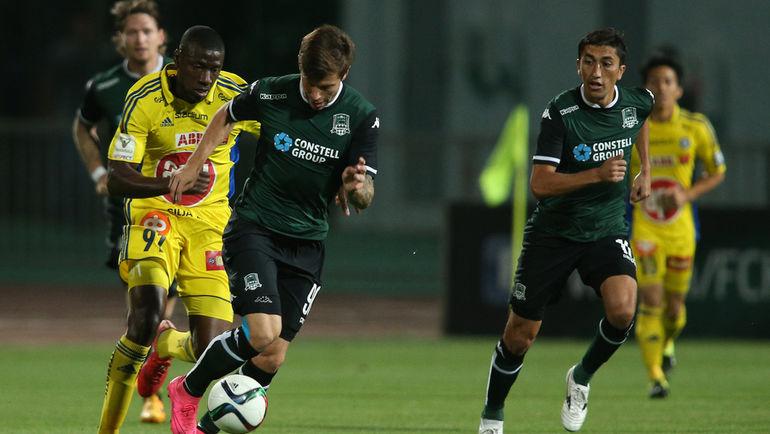 234. FK Krasnodar (RUS) - HJK Helsinki (FIN) 5:1