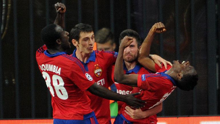 92.CSKA Moskva (RUS) - Sporting CP (POR) 3:1