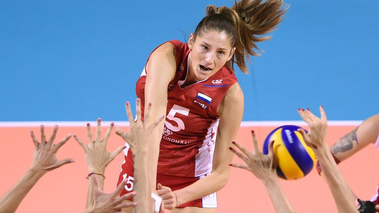 Татьяна КОШЕЛЕВА. Фото AFP