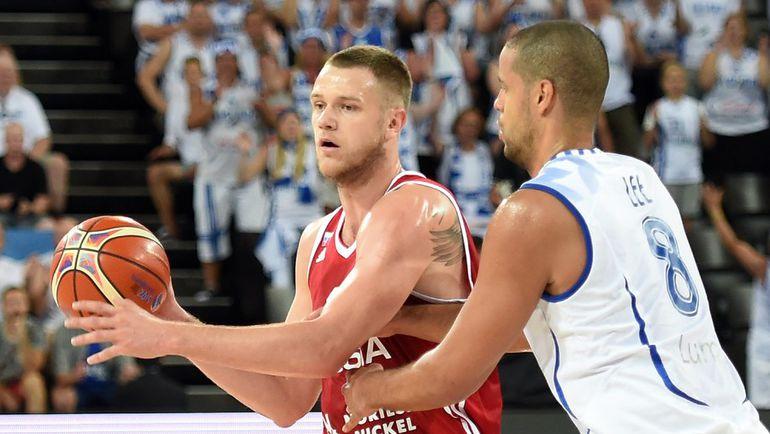 Андрей зубков баскетболист