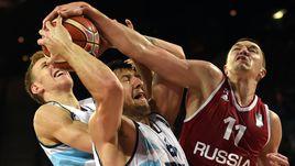 Четверг. Монпелье. Босния и Герцеговина - Россия - 61:81. Усилий Семена АНТОНОВА (11) и сборной хватило только на одну победу на Евробаскете-2015.