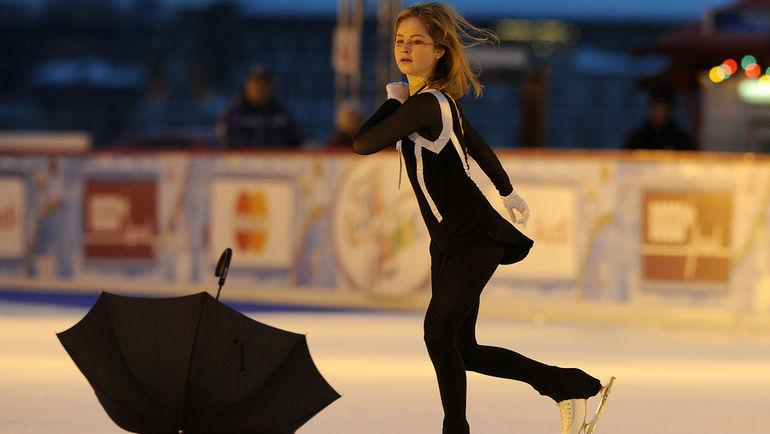 Юлия Липницкая (пресса с апреля 2015) Large