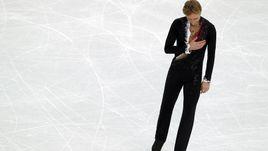 Не выступая после Олимпиады в Сочи, Евгений ПЛЮЩЕНКО продолжает оставаться членом сборной России.
