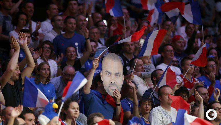 Сербия - Франция - 68:81. Фото REUTERS