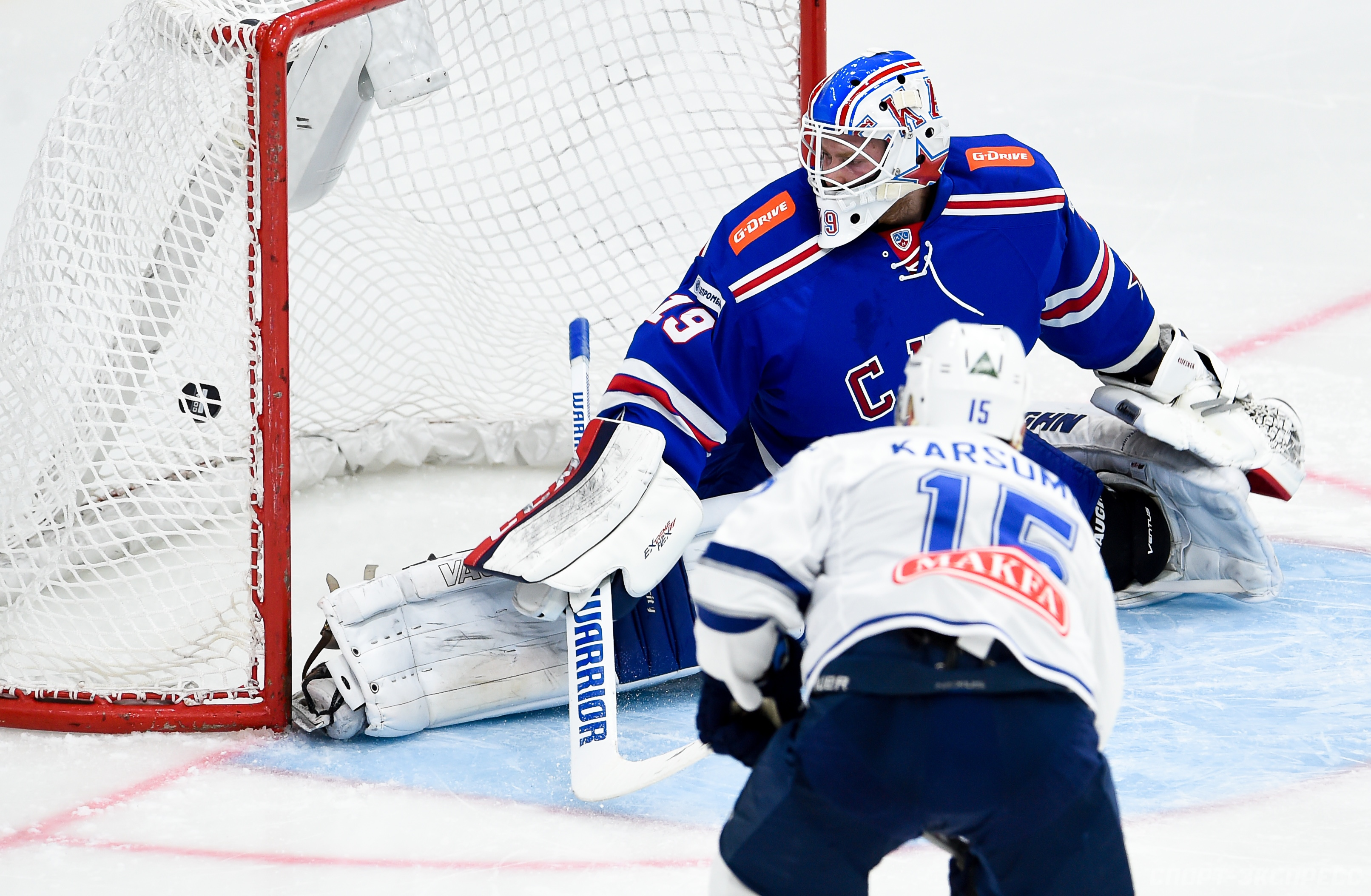 Прогноз на КХЛ: Динамо Рига – СКА – 26 октября 2018 года
