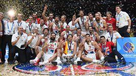 Сборная Испании выиграла чемпионат Европы