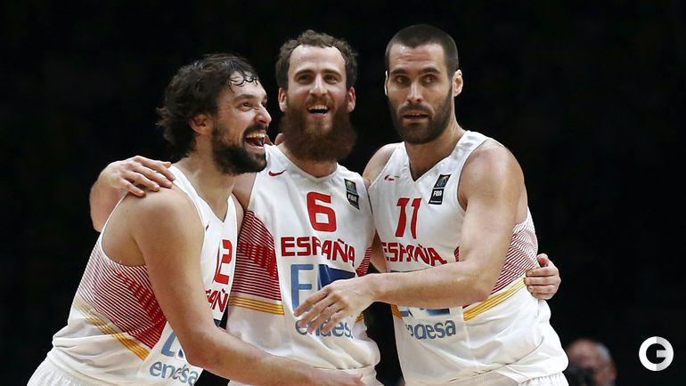 Испания – Литва – 80:63. Фото REUTERS