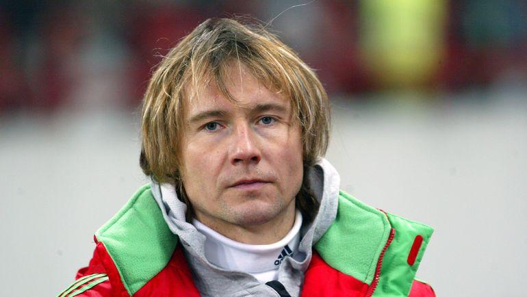 """Слуцкий - """"Локомотив"""" - 11:7"""