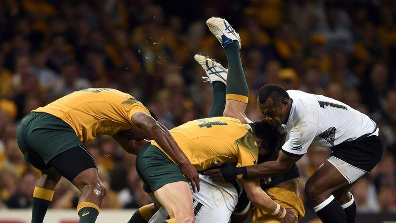 Чемпионат мира по регби-2015. Фото AFP