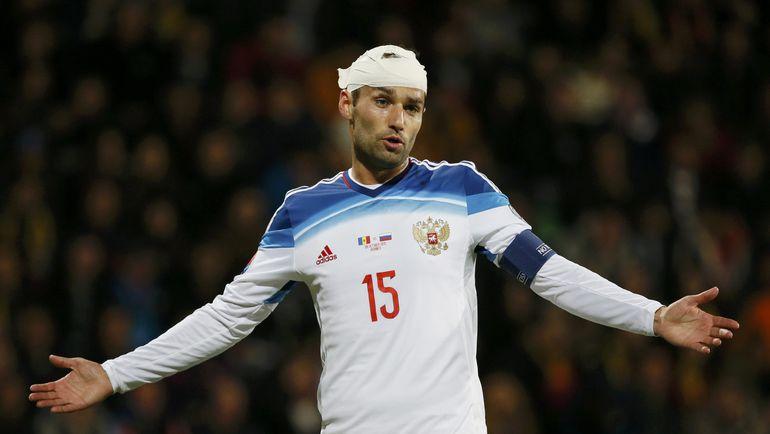 Роман Широков: Нужно было играть с Молдавией быстрее, но поле подкачало