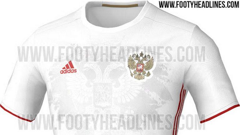 первые изображения новой формы сборной России