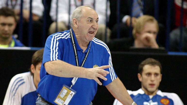 Владимир МАКСИМОВ на чемпионате мира-2007. Фото AFP