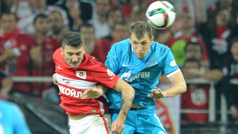 Сальваторе Боккетти: «Зенит» забивал, а судья не пускал меня на поле