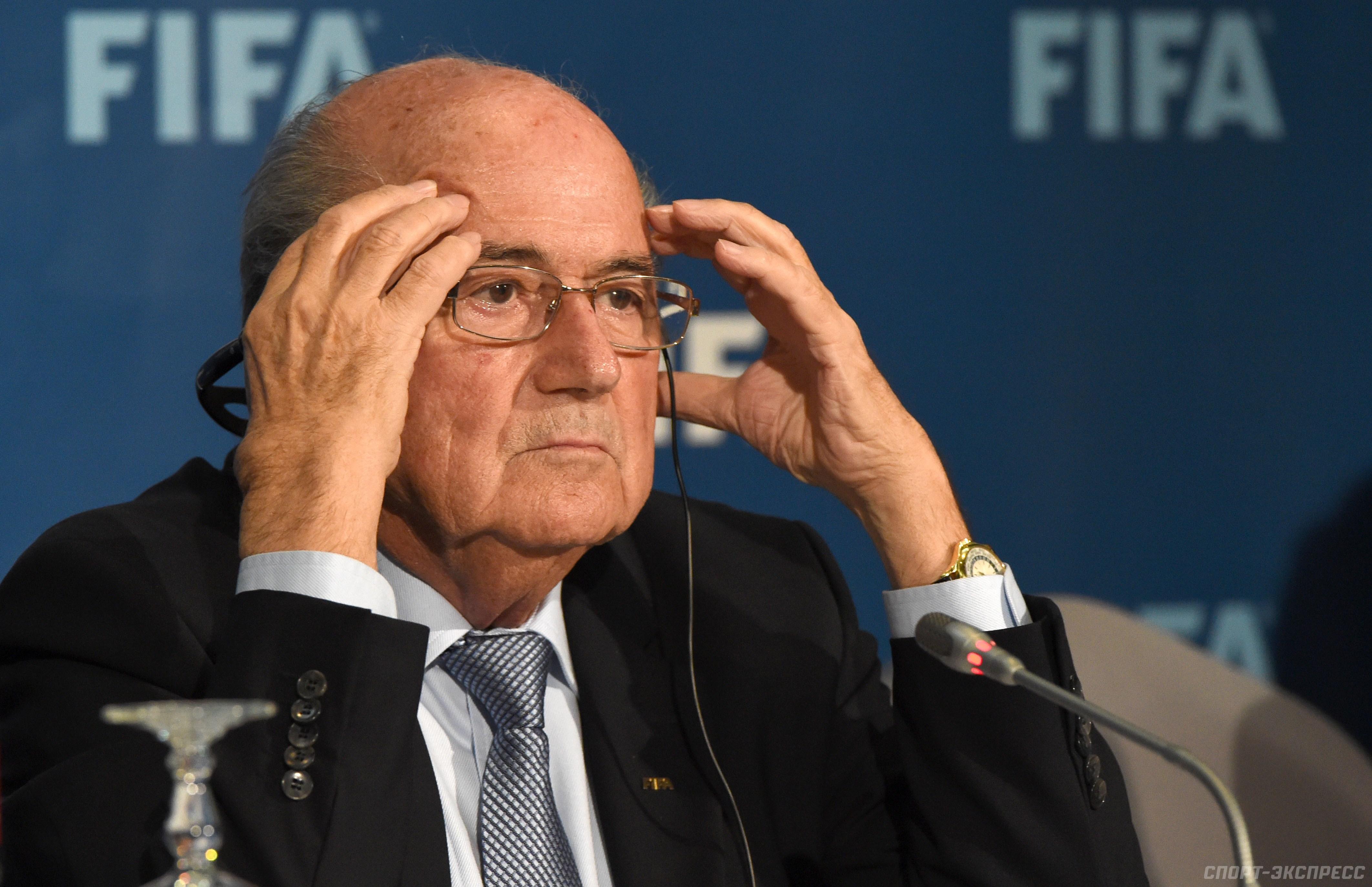 ФИФА начала расследования против Блаттера, Вальке и Каттнера