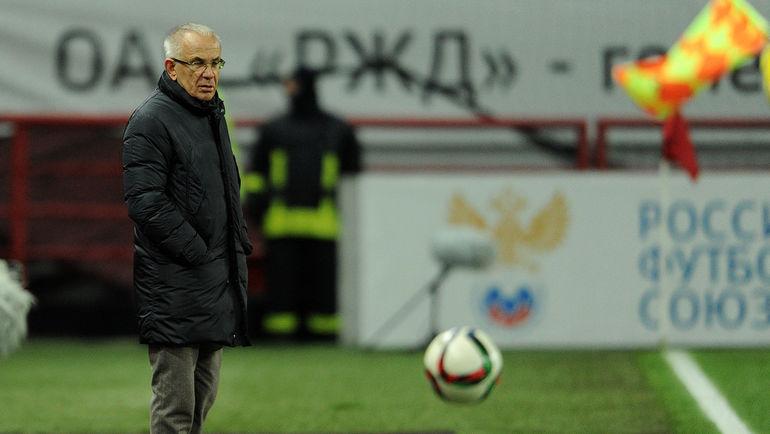 """Гаджи Гаджиев: задержки по зарплате не сказываются на игре """"Амкара"""""""