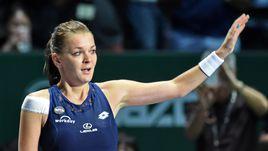 Радваньска - в финале итогового турнира WTA