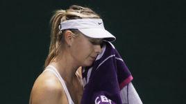 Шарапова покидает итоговый турнир WTA