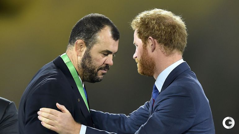 31 октября. Лондон. Новая Зеландия – Австралия – 34:17. Фото REUTERS