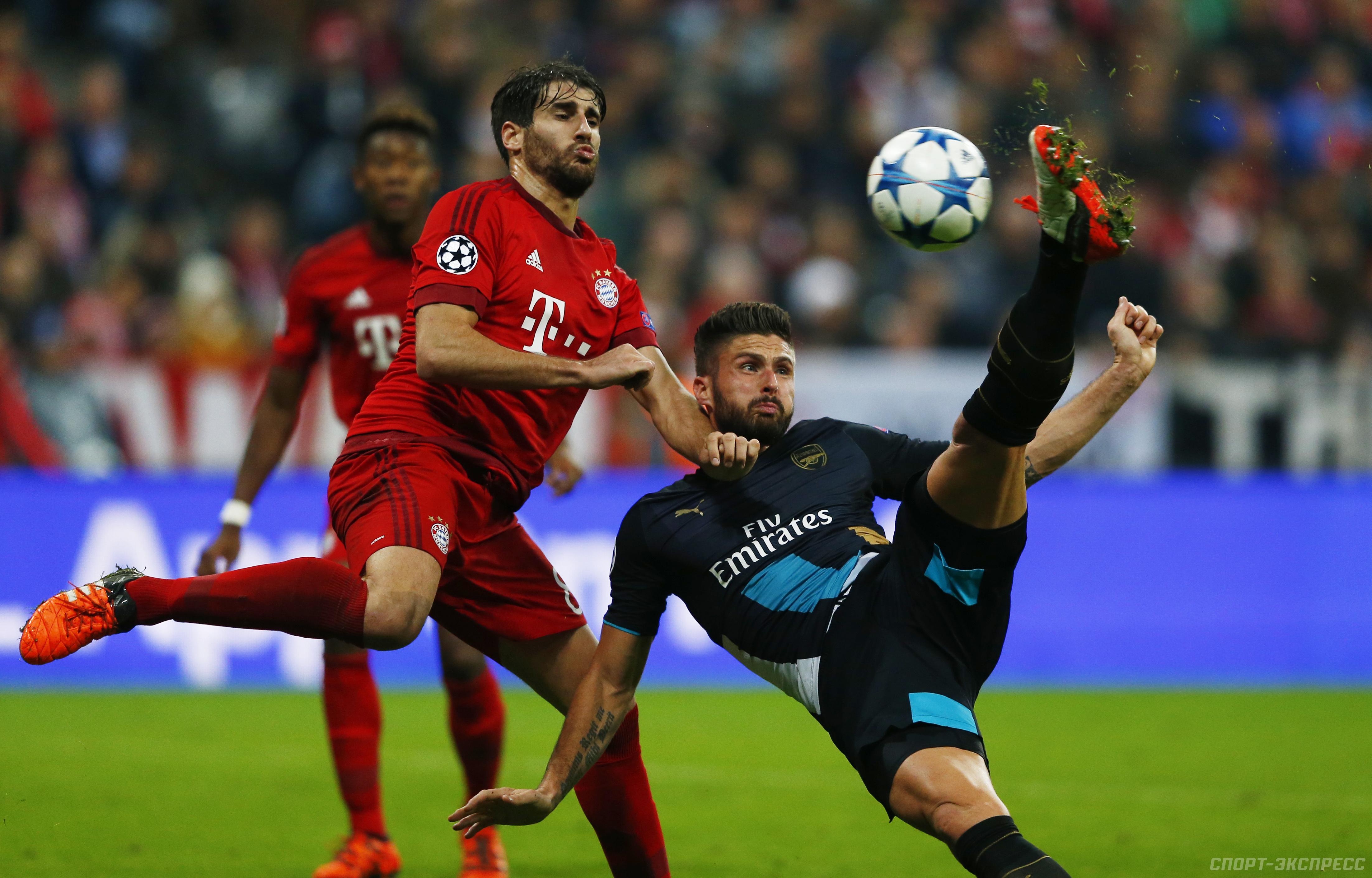 Давид Алаба желает перейти в Арсенал — MEN