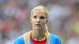 Дарья Клишина мечтает об олимпийской медали
