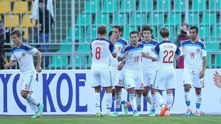 Итальянцы не знают что должны сыграть со сборной России